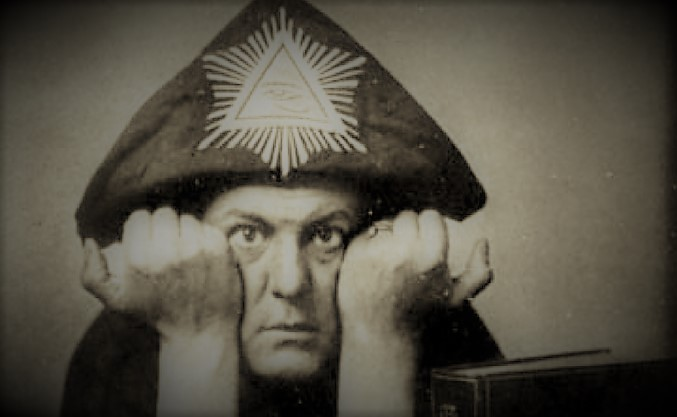 Image result for aleister crowley do what thou wilt